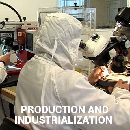 Production and industrialization arelis